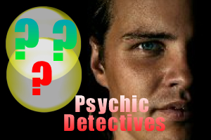Psychic detectives